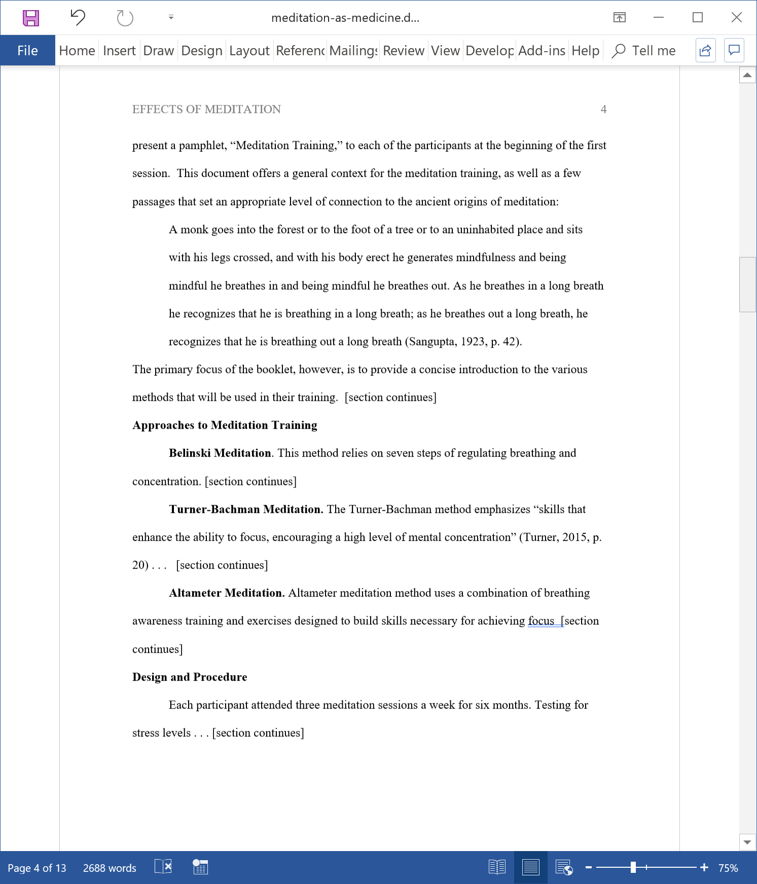 apa basics  fundamentals of formatting research papers in